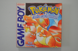 Gameboy Pokemon Red / Rood [Compleet]