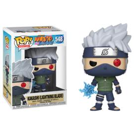 Naruto Shippuden Funko Pop Kakashi (Lightning Blade) #548 [Nieuw]