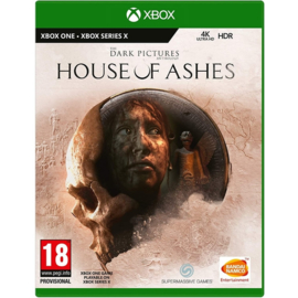 Xbox The Dark Pictures Anthology House of Ashes (Xbox One) [Pre-Order]