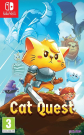 Switch Cat Quest [Nieuw]