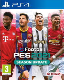 PS4 eFootball Pro Evolution Soccer 2021 (PES 2021) [Nieuw]