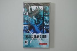 PSP Metal Gear Solid Digital Graphic Novel [Nieuw]