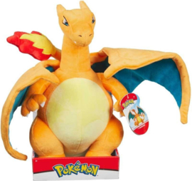 Pokemon Pluche Charizard - Wicked Cool Toys [Nieuw]