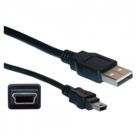 PS3 Micro USB Kabel 3 Meter (Play & Charge) [Nieuw]