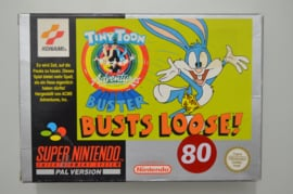 SNES Tiny Toon Adventures Buster Busts Loose! [Compleet]