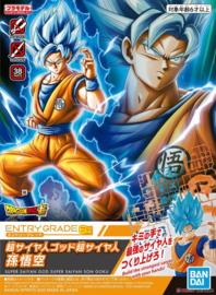Dragonball Z Model Kit Entry Grade Super Saiyan Goku SS Son Goku [Nieuw]