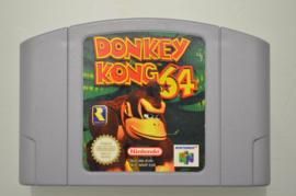 N64 Donkey Kong 64