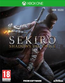 Xbox One Sekiro Shadows Die Twice [Nieuw]