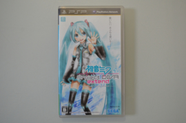 PSP Project Diva Extend ft Hatsune Miku [Japanse Import]