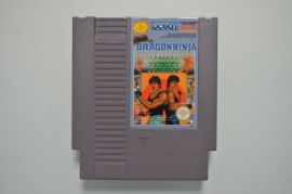 NES Bad Dudes vs. Dragonninja