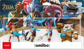 Amiibo Legendary Champions Pack - The Legend of Zelda Breath of the Wild [Nieuw]