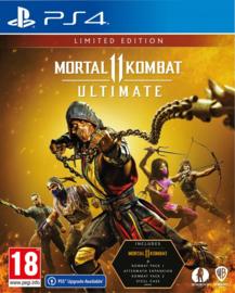 Ps4 Mortal Kombat 11 Ultimate Limited Edition + Steelbook [Nieuw]
