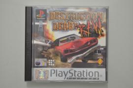 Ps1 Destruction Derby Raw (Platinum)