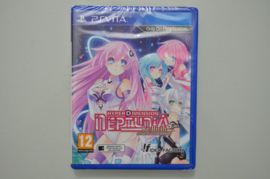 Vita Hyperdimension Neptunia Re-Birth 2 Sisters Generation [Nieuw]