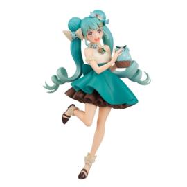 Vocaloid Figure Hatsune Miku Choco Mint SweetSweets Series  - Furyu [Pre-Order]