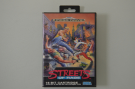 Mega Drive Streets of Rage [Compleet]