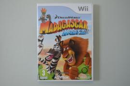 Wii Dreamworks Madagascar Kartz