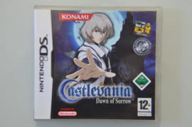 DS Castlevania Dawn of Sorrow