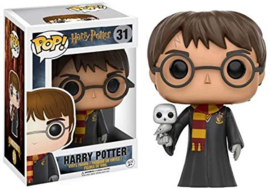 Harry Potter Funko Pop - Harry with Hedwig #031 [Nieuw]