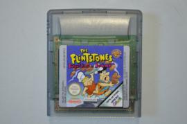GBC The Flintstones Burgertime in Bedrock