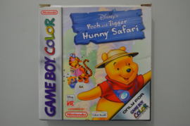GBC Disney's Pooh and Tigger 'Hunny' Safari [Compleet]