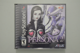 Ps1 Persona 2 Eternal Punishment [Amerikaanse Import]