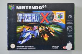 N64 F-Zero X [Compleet]