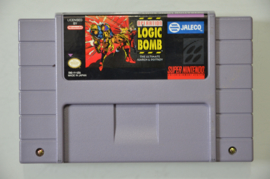 SNES Operation Logic Bomb [Amerikaanse Import]