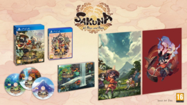 Ps4 Sakuna Of Rice And Ruin Limited Edition [Pre-Order]