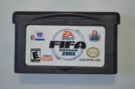 GBA Fifa Soccer 2005