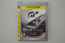 Ps3 Gran Turismo 5 Prologue (Platinum)