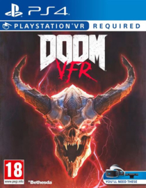 Ps4 Doom VFR [Nieuw]