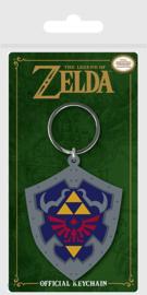 The Legend of Zelda Sleutelhanger Hylian Shield - Pyramid International [Nieuw]