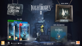 PS4 Little Nightmares II Day One Edition [Pre-Order]