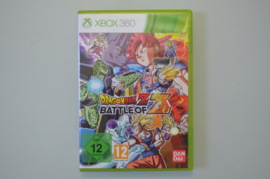 Xbox 360 Dragonball Z Battle of Z
