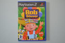 Ps2 Bob de Bouwer We Bouwen een Feestje