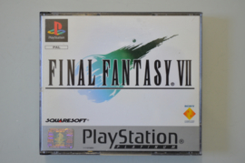 Ps1 Final Fantasy VII (Platinum)