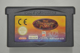 GBA Disney Treasure Planet