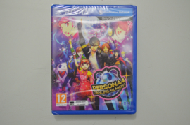 Vita Persona 4 Dancing All Night [Nieuw]