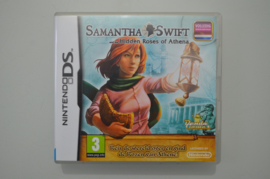 DS Samantha Swift and the Hidden Roses of Athena