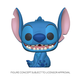 "Disney Lilo & Stitch Funko Pop Jumbo - Stitch 10"" Super Sized #809 [Pre-Order]"