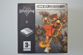 Gameboy Advance SP Kingdom Hearts Chain of Memories [Compleet]