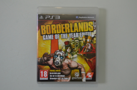 Ps3 Borderlands Game Of The Year Editie