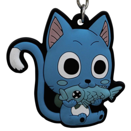 Fairy Tail Sleutelhanger Happy - ABYStyle