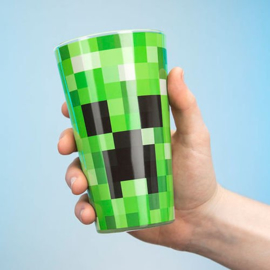 Minecraft Glas Creeper - Paladone
