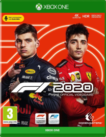 Xbox F1 2020 [Nieuw]