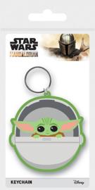 Star Wars The Mandalorian Sleutelhanger The Child (Baby Yoda) - Pyramid International [Nieuw]