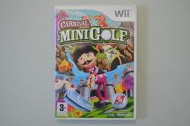 Wii Carnival Games MiniGolf