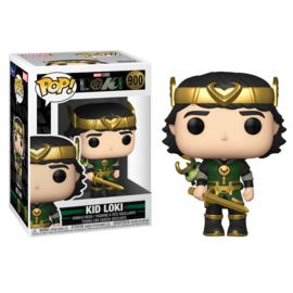 Marvel Loki Funko Pop Kid Loki #900 [Pre-Order]