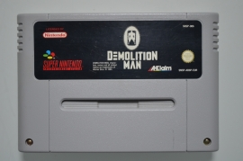 SNES Demolition Man
